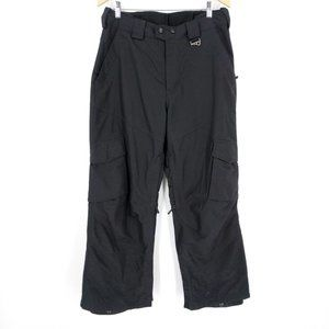Simms Nylon Cargo Pants Fishing Hiking Outdoor M